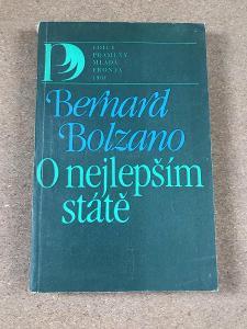 O nejlepším státě - Bolzano Bernard