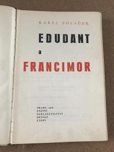 Edudant a Francimor - Poláček Karel