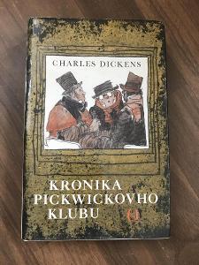 Kronika Pickwickova klubu I. - Dickens Charles