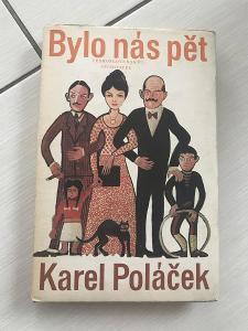 Bylo nás pět - Poláček Karel