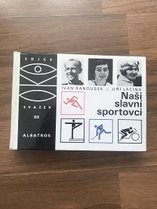Naši slavní sportovci (OKO - svazek 68) - Hanousek Ivan, Lacina Jiří
