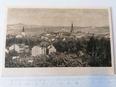 Pohled Olomouc celkový pohled