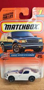MATCHBOX 1998 ´´ DODGE VIPER GTS COUPE ´´ #1
