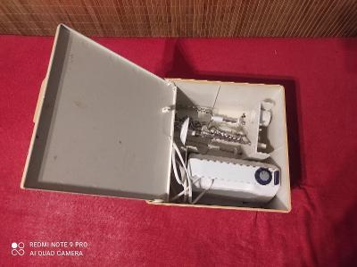 Starý šlehač ETA  0042 / Funkční s příslušenstvím a krabicí!!