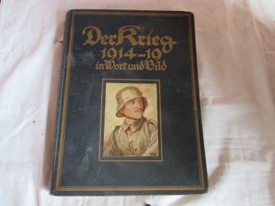 Der Krieg 1914-1919 1.Sv. válka !!!