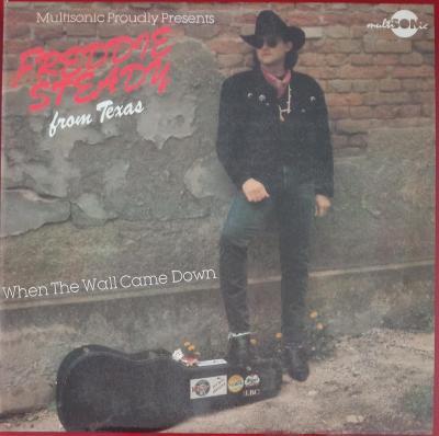 LP Freddie Steady from Texas