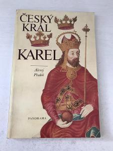 Český král Karel - Pludek Alexej
