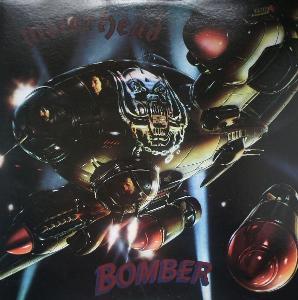LP MOTORHEAD Bomber