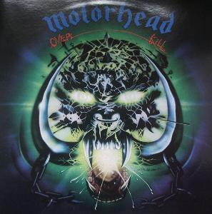 LP MOTORHEAD  Over Kill