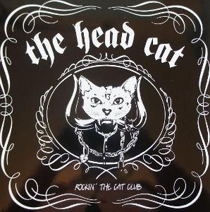 LP The HEAD CAT Rockin The CAT CLUB ( Lemmy MOTORHEAD..) Raritní