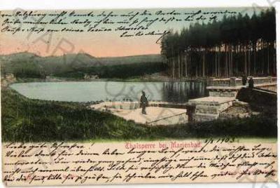 Mariánské lázně Cheb přehrada DA