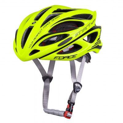 Force SCORPIO fluo cyklistická přilba