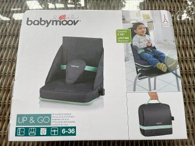 Jídelní židlička Babymoov Up & Go