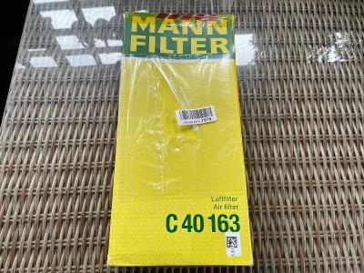MANN-FILTER Vzduchový filtr C 40 163