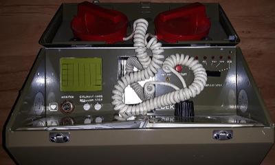Vojenský defibrilátor Dekard Chirana