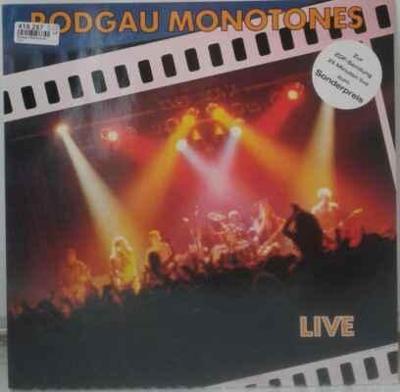 LP Rodgau Monotones - Live, 1984 EX