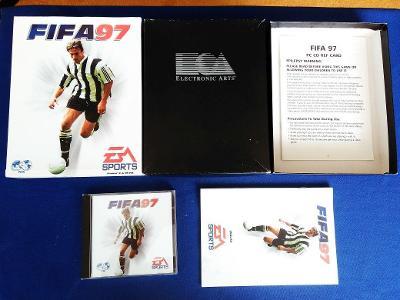 PC - FIFA 97 - BIG BOX (retro 1996) Top