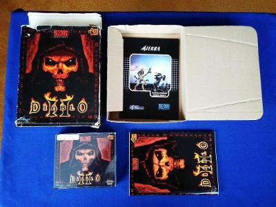 PC - DIABLO 2 - BIG BOX (retro 2000) Top