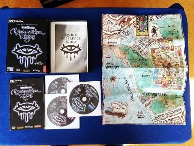 PC - NEVERWINTER NIGHTS - BIG BOX malý (retro 2002) Top