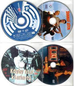 Muzikál - 4x DVD