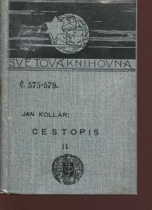 Cestopis II. (Ottova Světová knihovna)