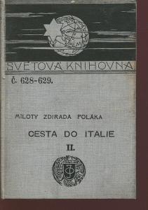 Cesta do Italie II. (Ottova Světová knihovna)