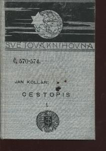 Cestopis I. (Ottova Světová knihovna)