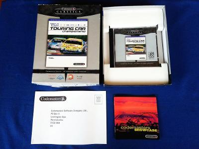 PC - TOCA TOURING CAR CHAMPIONSHIP - BIG BOX (retro 1997-1998) Top