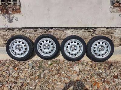 Speciály lehká Hořčíková kola z Volkswagen Lupo 3L s celoročním pneu