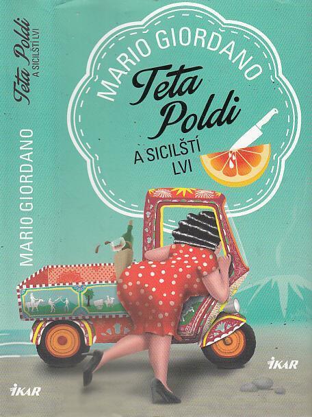 Teta Poldi a sicilští lvi - Knihy