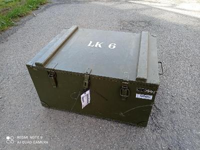 Nepoužitá souprava LK-6 včetně bedny 1968