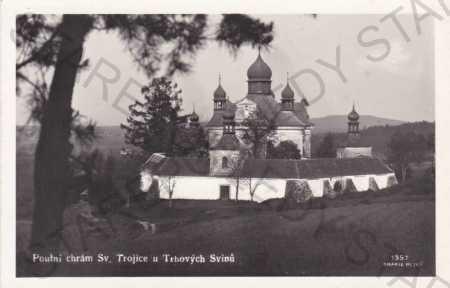 Trhové Sviny, (České Budějovice), poutní chrám