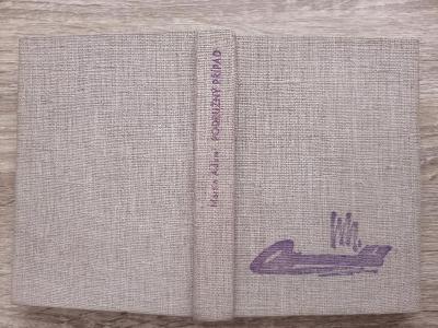 KNIHA - PODRUŽNÝ PŘÍPAD - Martin Adam - rok 1964
