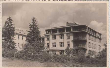 Janov (Mirošov) - sanatorium