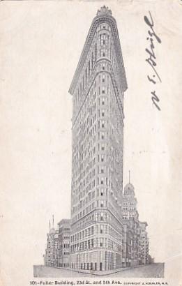 NEW YORK - MRAKODRAP - 6-UY36