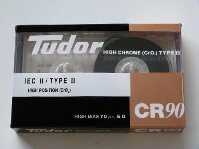 kazeta Tudor CR II 90 , typ II