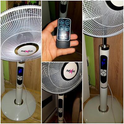 Ventilátor automatický - TOP