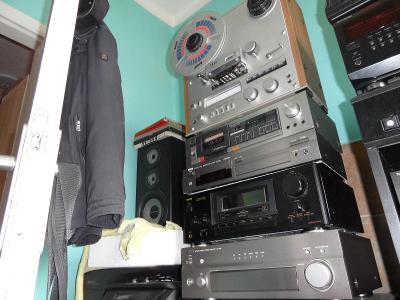 AKAI GX 620  Hi-Fi kotoučový magnetofon