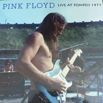 2 LP PINK FLOYD Live At POMPEII 1971 Soundtrack  Raritní !