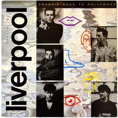 Gramofonová deska FRANKIE GOES TO HOLLYWOOD - Liverpool