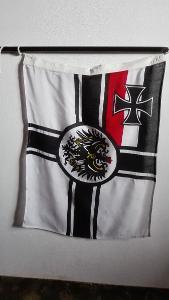 Německá prvoválečná vlajka