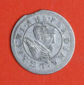 1 krejcar - Arcivévoda Ferdinand Tyrolský /171/