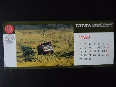 Tatra obrázek ( T-815 Paris Dakar)