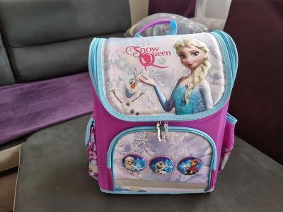 Školní batoh (aktovka) Frozen - Ledové království