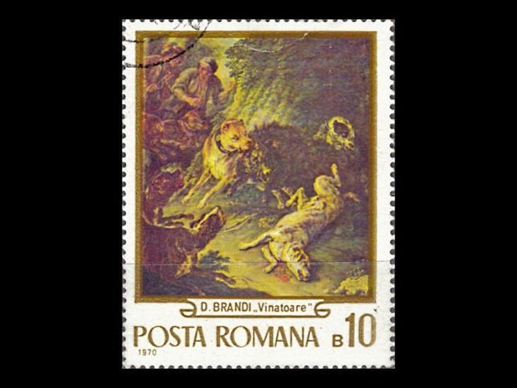 Rumunsko 1970 Mi 2876 - Filatelie