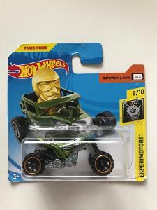 Hot Wheels Skull Shaker/Quad Rod Error