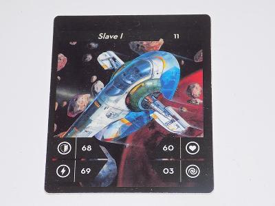 KARTIČKA STAR WARS 11 (KAUFLAND)