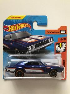 Hot Wheels Dodge Charger 500 1969 Error