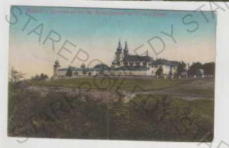 Králíky (Grulich) - Ústí nad Orlicí, kostel, klášt