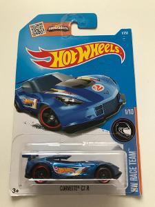 Hot Wheels Chevrolet Corvette C7.R Error